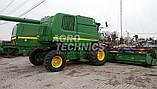 Комбайн JOHN DEERE 9650 USA 2000 року, фото 3
