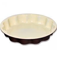 Форма для випікання кругла 20cм  30244  / Форма для выпечки с керамическим покрытием круглая 20cм 30244
