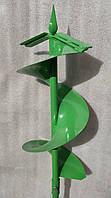 Ямобур садово-строительный, бур 200 мм