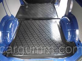 Килимок в багажник для Volkswagen Transporter T4 (90-02) передня частина 101080400