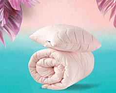 Набор Tropical ПУДРА одеяло + подушка ТМ Идея Полуторный