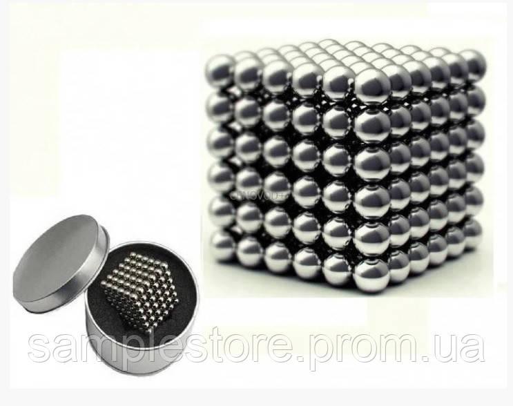Магнитная игрушка Неокуб 4 мм в боксе