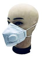 Противовирусный респиратор маска RESPY степень защиты FFP3 N99 (последние 9шт), фото 1