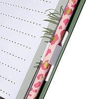 Бумага для заметок YES To Do VIVERE, клипборд с магнитом, карандаш, блок 52 листа  код:170253, фото 3