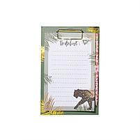 Бумага для заметок YES To Do VIVERE, клипборд с магнитом, карандаш, блок 52 листа  код:170253, фото 5