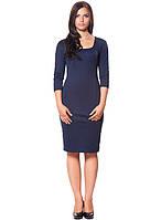 Женское платье в деловом стиле (S-3XL)