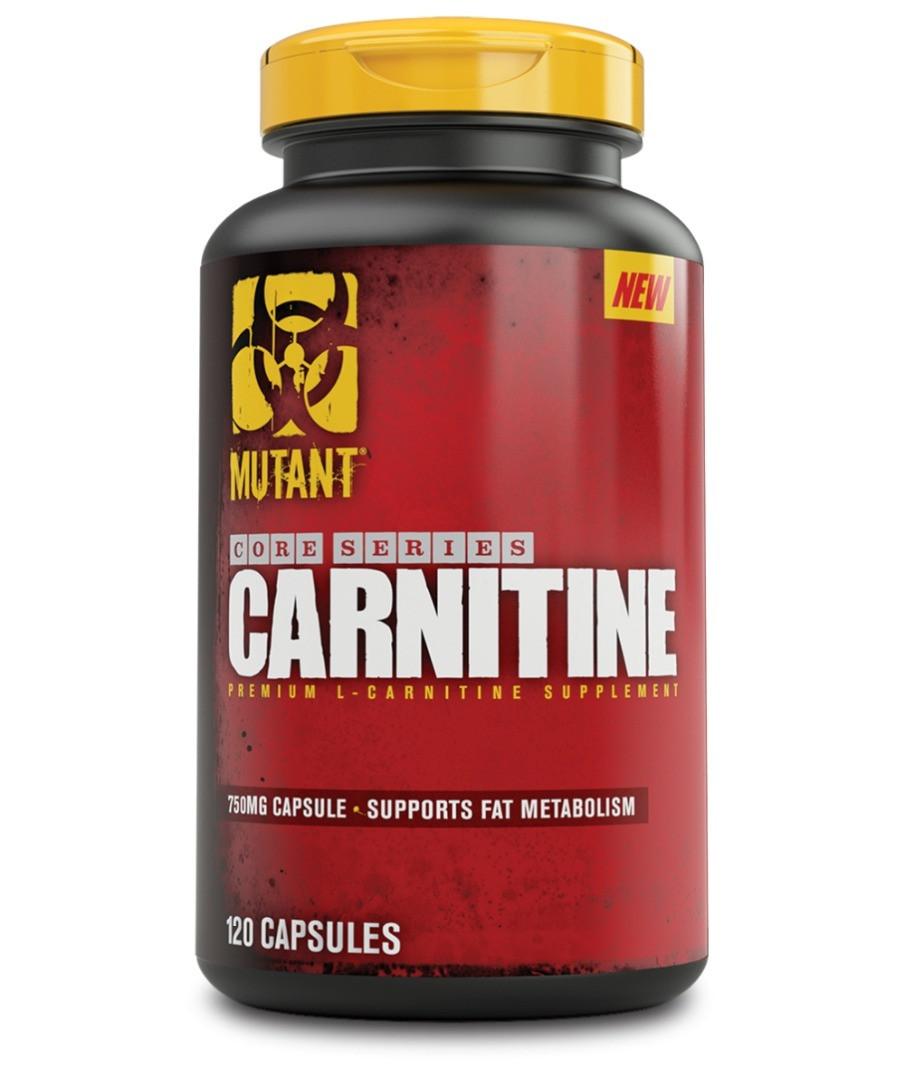 Карнітин PVL L-CARNITINE 750мг 120 капсул до 05/21 року