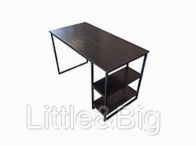 Офисный стол в стиле LOFT (Brown)