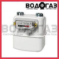 Счетчик газа мембранный Самгаз G4 RS/2001-2P