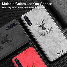 Захисний чохол Deer для Xiaomi Mi A3 (CC9E) з вологовідштовхуючим покриттям Black, фото 3