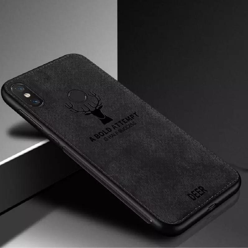 Захисний чохол Deer для Xiaomi Mi A3 (CC9E) з вологовідштовхуючим покриттям Black