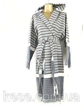 Халат для бани и сауны Develi ® размер XL
