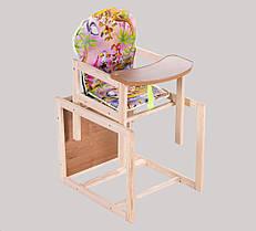 Стульчик для кормления KinderBox Джунгли