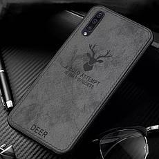 Защитный чехол Deer для Xiaomi Mi A3 (CC9E) с влагоотталкивающим покрытием Gray, фото 3