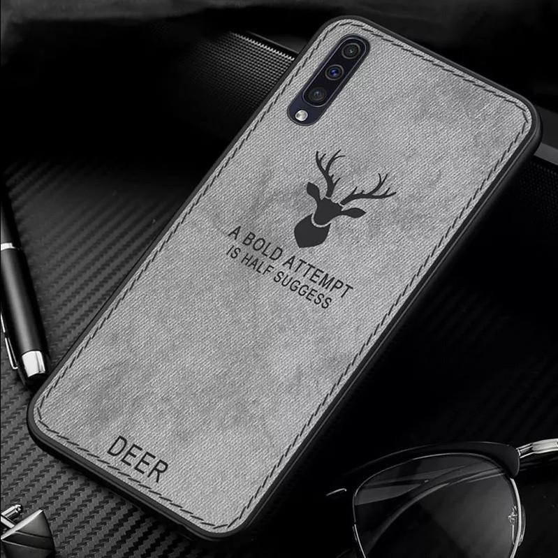 Защитный чехол Deer для Xiaomi Mi A3 (CC9E) с влагоотталкивающим покрытием Gray