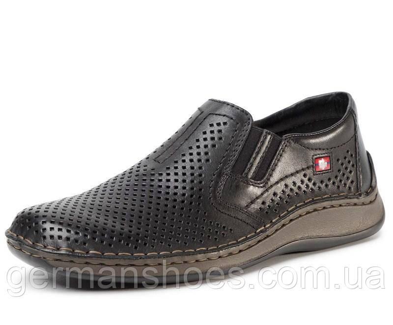 Туфли мужские Rieker 05297-00