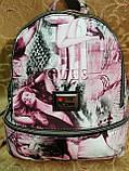 (Топ продаж-3 отдела)Женский рюкзак искусств кожа качество городской спортивный стильный опт, фото 2