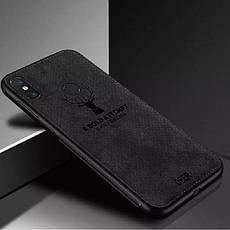 Захисний чохол Deer для Xiaomi Mi A3 (CC9E) з вологовідштовхуючим покриттям Brown, фото 2