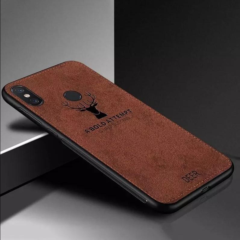 Захисний чохол Deer для Xiaomi Mi A3 (CC9E) з вологовідштовхуючим покриттям Brown