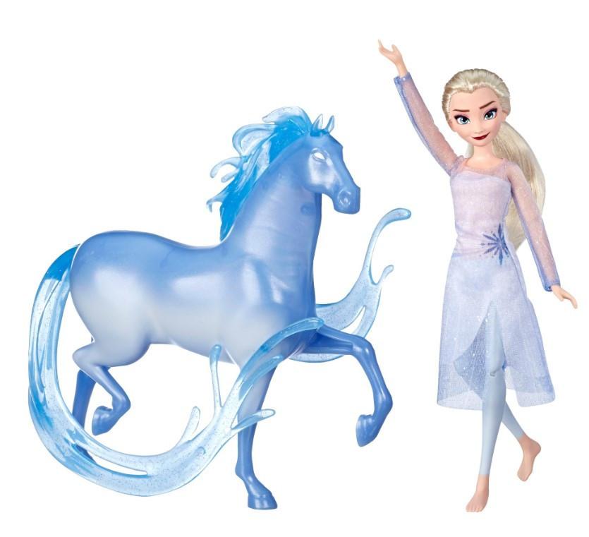 Ігровий набір Hasbro Frozen Холодне серце 2 Нокк і Ельза (E5516)