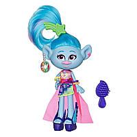 Кукла Hasbro Trolls Тролли Делюкс Синелька (E6569-E7188)