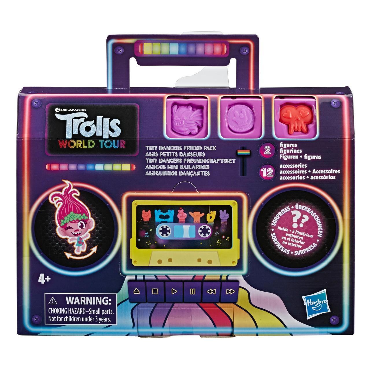 Игровой набор Hasbro Тролли Браслет с шармами (E8421)
