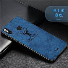 Захисний чохол Deer для Xiaomi Redmi Note 8 з вологовідштовхуючим покриттям Brown, фото 2