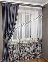 Готовая тюль в спальню, фото 1