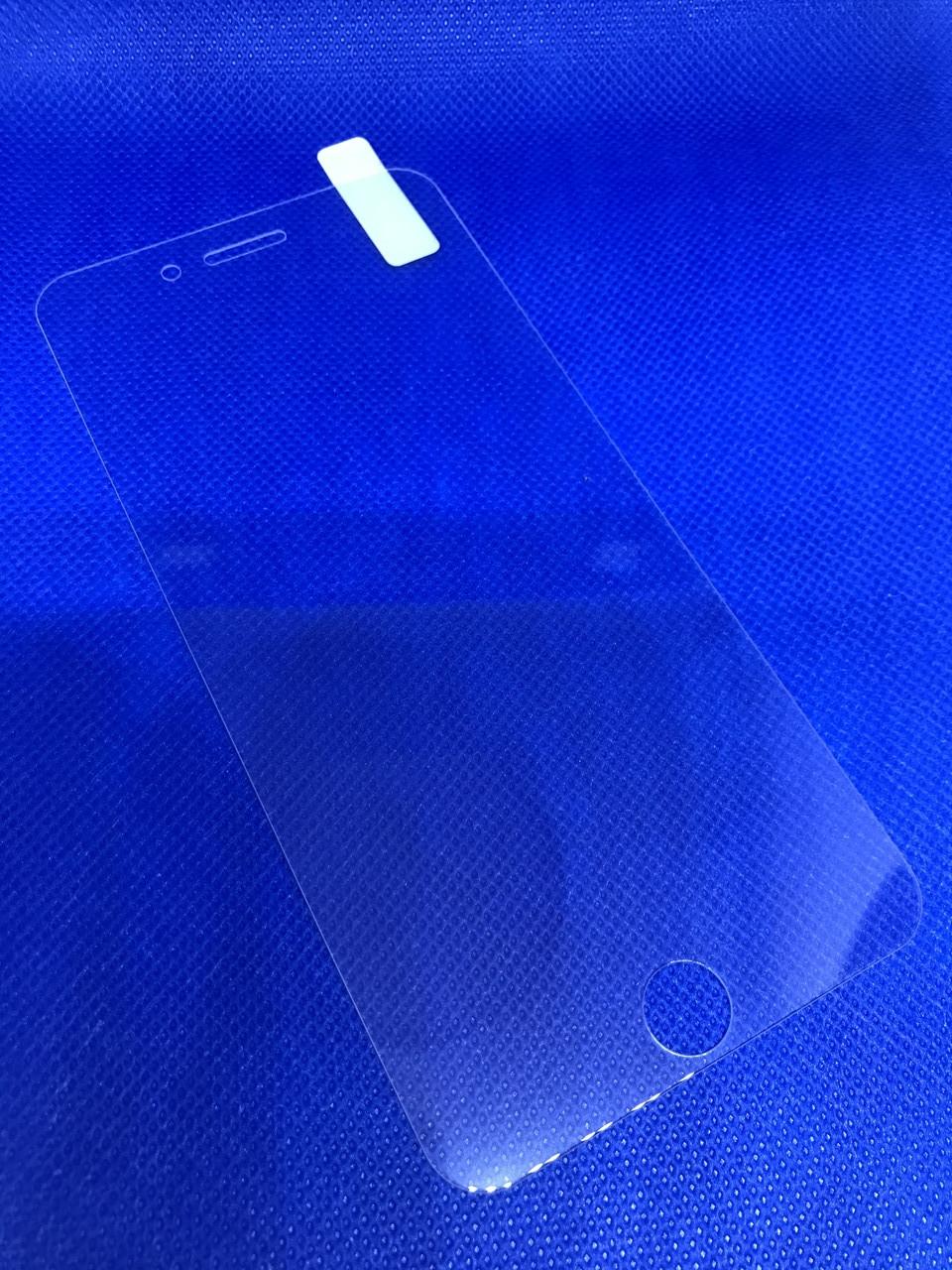 Защитное стекло Apple Iphone 7 Plus (7+) Full Glue 2,5D 3D неполное покрытие полный клей прозрачное