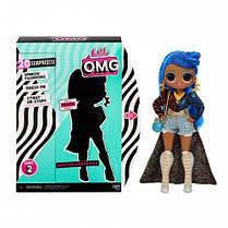 """Игровой набор с куклой L.O.L. SURPRISE! серии """"O.M.G"""" S2 - ЛЕДИ-НЕЗАВИСИМОСТЬ (с аксессуарами) 565130, фото 3"""