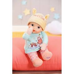 Кукла BABY ANNABELL серии Для малышей - СЛАДКАЯ КРОШКА 30 cm с погремушкой внутри Zapf 702932