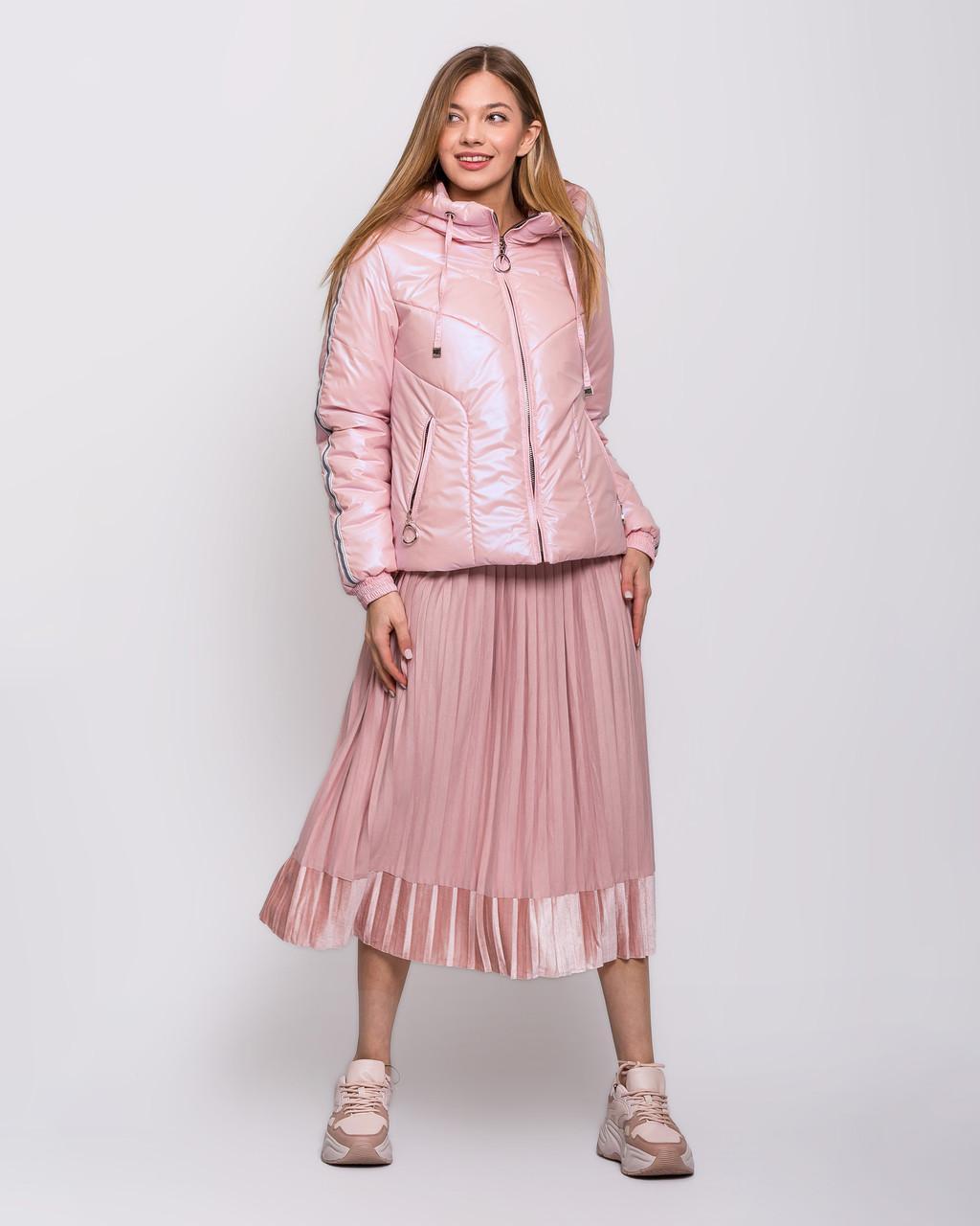 Женская демисезонная куртка  М3110