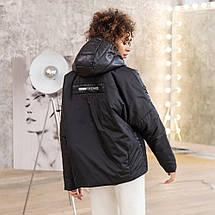 Женская демисезонная куртка  М-202, фото 2