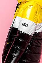 Демисезонная стильная куртка  на мальчика VKM-7, фото 3