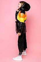 Стильная демисезонная куртка для девочки VKD-22, фото 3