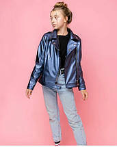 Шикарная куртка-косуха на девочку VKD-21, фото 2