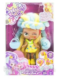 """Лялька """"Candylocks"""" з морозивом / лялька Кендилокс з волоссям з солодкої вати - 3 види: Кейт, Кармелла Сенді"""