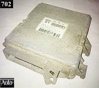 Электронный блок управления (ЭБУ) Fiat Bravo / Brava / Tipo 1.6 16V 96-02г