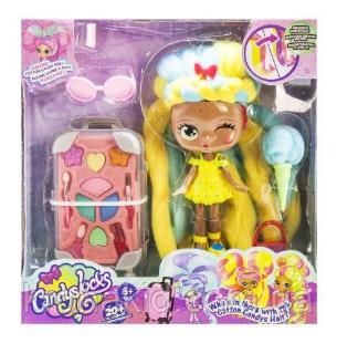 """Кукла """"Candylocks"""" с мороженным / кукла Кендилокс с волосами из сладкой ваты  - 2 вида"""