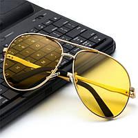 Очки антибликовые Pro Acme, автомобильные очки от бликов, очки авиаторы