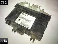 Электронный блок управления (ЭБУ) Skoda Felicia Pickup / VW Caddy 1.6 96-02г (AEE)
