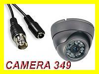 SALE! Камера Видеонаблюдения CAMERA 349, фото 1