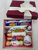 """Подарочный набор сладостей в коробке """"Сладкая Феерия"""""""