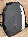 (27*20*9)Женский рюкзак GREAT-TOMN искусств. кожа с ткань1000D качество городской стильный Популярный опт, фото 2