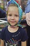10315-13, павлопосадский платок хлопковый (батистовый) с подрубкой, фото 4