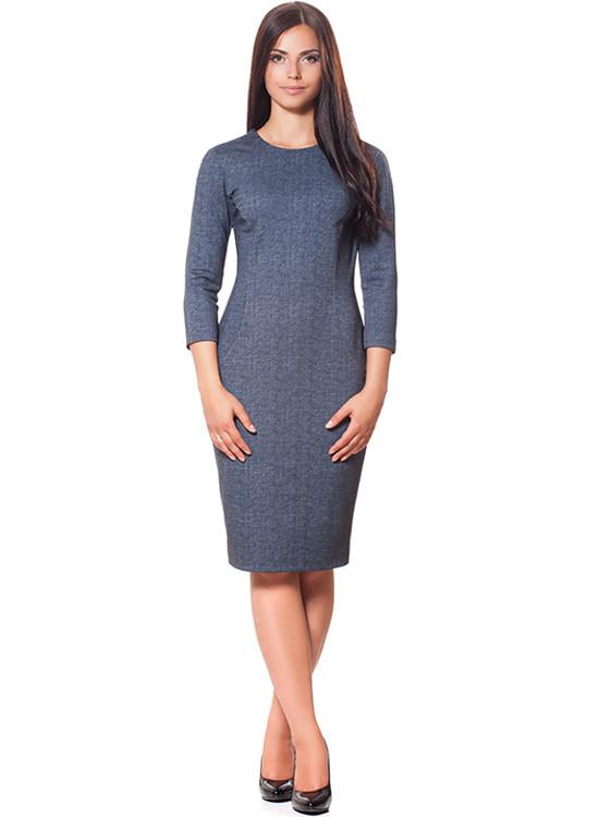 Облегающее женское платье (S-2XL)