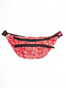 Поясная сумка PUNCH - Alien, Paisley Red