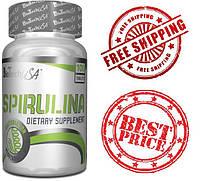 Спирулина (Spirulina) жиросжигатель для похудения. Производства США