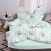 Двуспальное постельное белье 346 Polina ТЕП