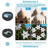 Набор линз для фото Apexel DG10 с bluetooth, фото 5